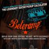 BETERAMP - Guitar Pickups Calculator アートワーク