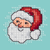 Studio 121212, LLC - Cross Stitch Christmas - Holiday Stickers アートワーク