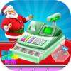 Kids Fun Plus - スーパーマーケットクリスマスショッピングキャッシュレジスター - POS アートワーク
