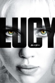 Luc Besson - Lucy/ルーシー (字幕版) アートワーク