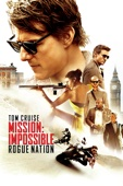 Christopher McQuarrie - Mission: Impossible – Rogue Nation  artwork