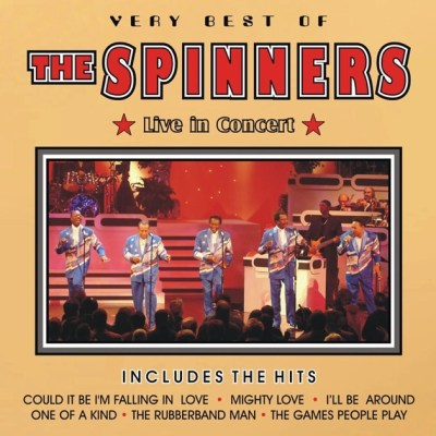 The Very Best of (Live in Concert) by The Spinners on Apple Music