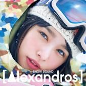 [Alexandros] - SNOW SOUND アートワーク