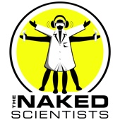 Dr Chris Smith - The Naked Scientists Podcast アートワーク