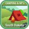 Dunga Prasad - South Dakota Camping & Hiking Trails アートワーク