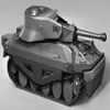 desmond wahyudi - Special Battle Mini Tank 2017 アートワーク