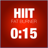 Kevin Luecke - HIIT - High Efficient Fat Burner アートワーク
