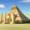 sean Liu - 脱出げーむ:ピラミッド脱獄ゲーム新作 アートワーク