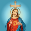 Kruti Viradiya - Animated Jesus Christ GIF Stickers アートワーク