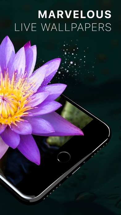 Live Wallpapers - Moving Backgrounds HD App Download - Android APK