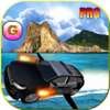 Waqas Ahmad - Floating Police Car Flying Cars – Futuristic Flight Simulator PRO game アートワーク
