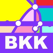 Bangkok Transport Map - MRT Map and Route Planner.