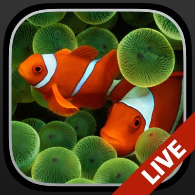 Aquarium Live Wallpapers for Lock Screen free: Animated backgrounds for iPhone By Voros ...