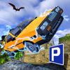 Psychotropic Games - 3D Time Machine Parking : Park in the Past PRO アートワーク