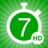 Fitness Guide Inc - 7 分間エクササイズ (iPad) - 7 Minute Workout Challenge HD for iPad アートワーク
