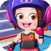 xuena zhu - かわいい赤ちゃん時のボクサー - クレイジーレース/マグニフィセントビューティーサロン アートワーク