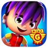 Globokids Games 2015 LTD. - Globo גלובו - העולם הוא משחק アートワーク