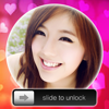 Jian Yih Lee - Simple Lock Screen Wallpaper Maker - Best New HD Theme with Cool Beautiful Background Blur Design for your iPhone アートワーク