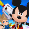 SQUARE ENIX INC - KINGDOM HEARTS Unchained χ アートワーク