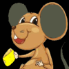 Marcela Cruz - A Cut TheMousetrap : Mouse in the house アートワーク