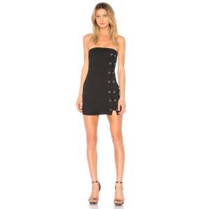 Fancy Black By Tina Lace Up Dress Black Revolve Lace Up Dress Uk Lace Up Dressage Boots Tina Lace Up Dress