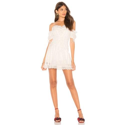 Medium Crop Of Lace Up Dress