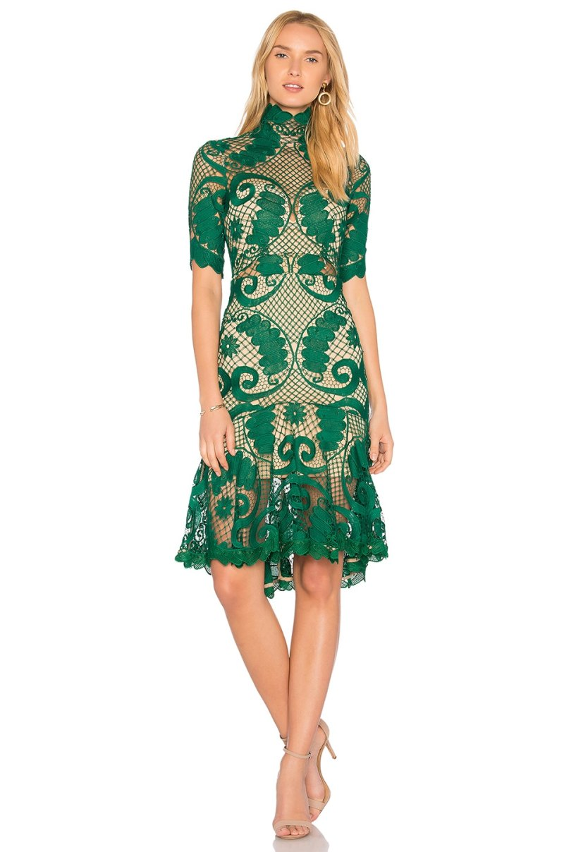Large Of Green Lace Dress