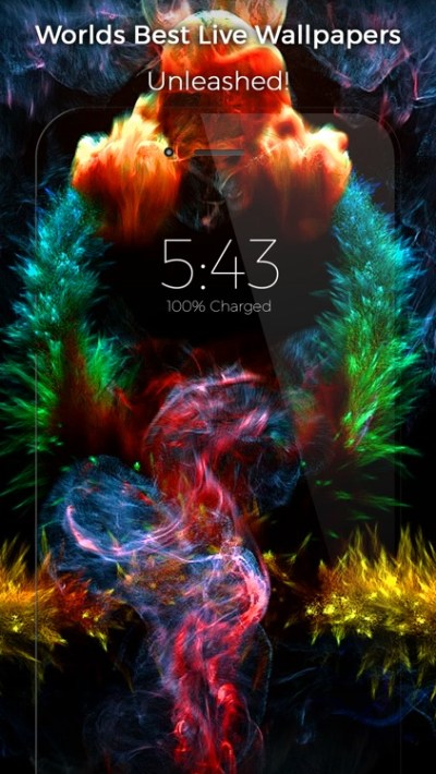 the best iOS apps for live wallpaper