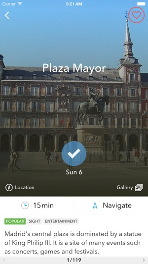 Madrid Trip Planner  Travel Guide   Offline City Map on the App Store  Madrid Trip Planner  Travel Guide   Offline City Map on the App Store