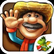 Barn Yarn by Playrix App Icon on #iconagram.