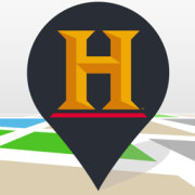 HISTORY Here by A&E Television Networks Mobile App Icon on #iconagram.