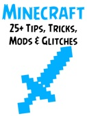 AcidApps - 25+ Tips, Tricks, Mods & Glitches for Minecraft  artwork