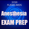 Ines Benromdhan - Anesthesia Exam Review 2017 : 3300 Flashcards Q&A アートワーク