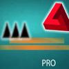 Marcela Cruz - A Rolling Triangle Pro : Geometry Color Blast アートワーク