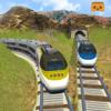 Muhammad Zubair - VR Train Simulator 2017: Racing Game On Rail アートワーク
