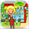 Beansprites LLC - My Pretend Grocery Store - Supermarket Learning アートワーク