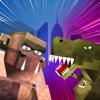 Andrew Kudrin - Blocky Monsters Smash Full アートワーク