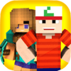 Lime Works, LLC - NEW RUBY FOR MINECRAFT POCKET EDITION - Addon アートワーク