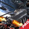 Carolina Vergara - A Speedy War Helicopter PRO : Helix About the City アートワーク
