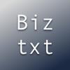 Paul Morrison - Biztxt アートワーク
