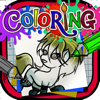 Chanachai Thianthae - Coloring Book : Painting Picture on My Monster Pony Cartoon for Pro アートワーク