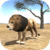 Ksenia Tsarkova - Wild Lion Adventures アートワーク