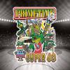 Sport Ngin, Inc. - Super 60 Basketball アートワーク