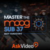 ASK Video - Guide For Moog Sub 37 Synth アートワーク