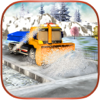 Tayyab Rehman - Snow Rescue Missions 2016: Snowblower Truck and Ambulance Driver, Doctor and First Aid  Simulation アートワーク