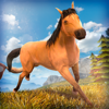 Free Wild Simulator Games SL. - Horse Simulator 2016 | My Little Horse Racing Game For Fun アートワーク
