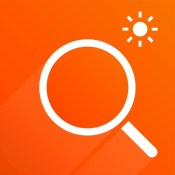 Magnifier Flash - A magnifying glass with light
