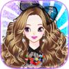Le Zhao - 夏日时尚公主 - 甜心娃娃换装、美容、化妆免费游戏 アートワーク