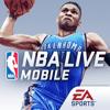 Electronic Arts - NBA LIVE Mobile バスケットボール アートワーク