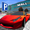 Skullbox Games - In-Car Mall Parking - Real First Person Shopping Lot Racing Simulator Game PRO アートワーク